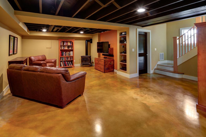 Basement Remodeling affordable home